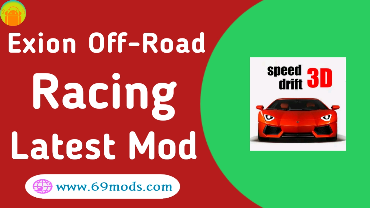 Exion Off-Road Racing Mod Apk
