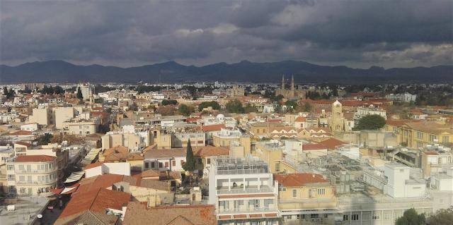 Nikozja - stolica Cypru