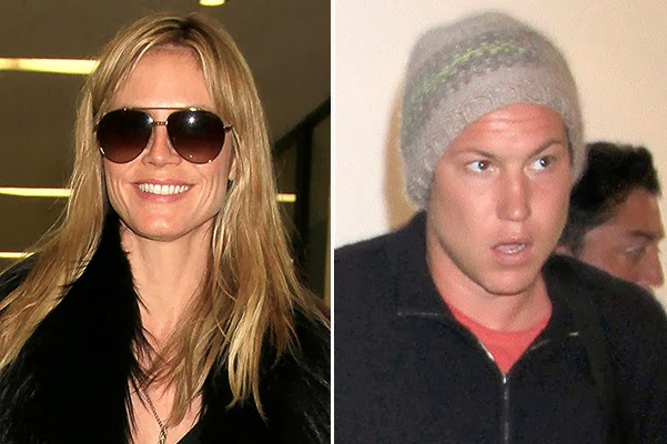 new couple Heidi Klum and Vito Schnabel