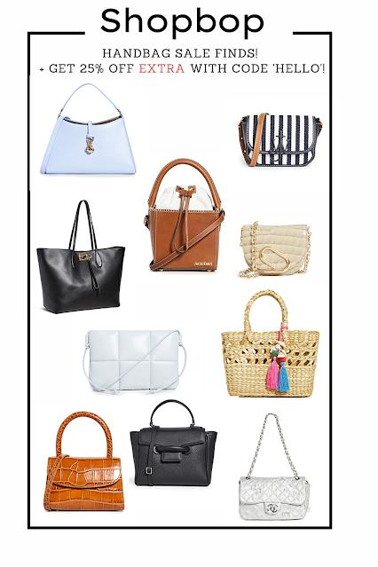 Favorite handbag picks from the Shopbop sale