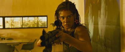 Matilda Lutz in Revenge (2017)