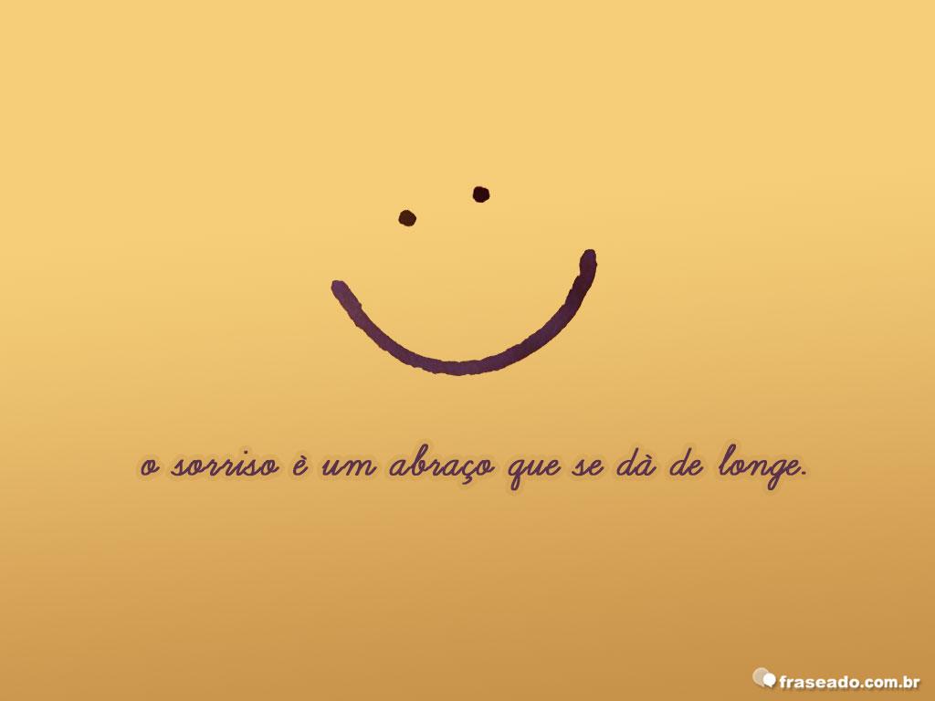 Frases Para Status De Felicidades: Adoro O Teu Sorriso