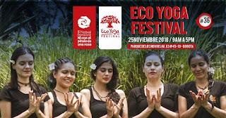 ECO YOGA FESTIVAL No. 36 Bogotá 2018