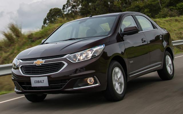 Chevrolet Cobalt 2019: nova configuração para PcD