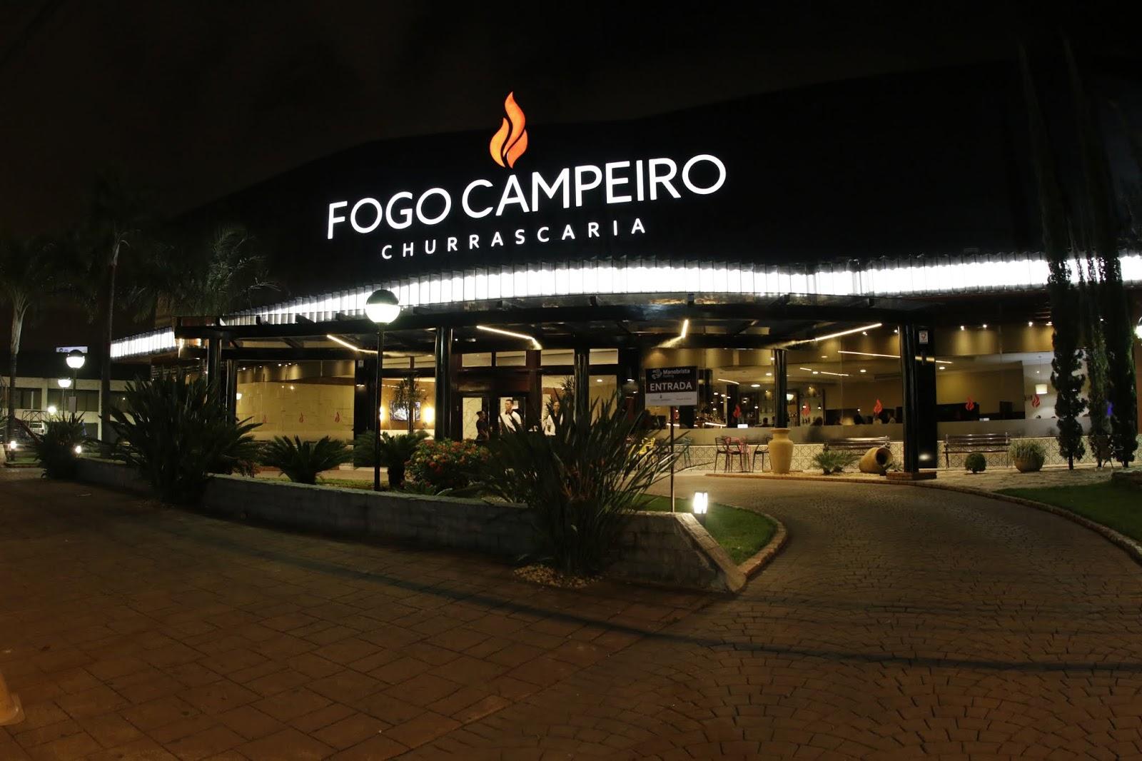 Rede de Churrascarias Fogo Campeiro inaugura quinta unidade em Brasília