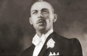 112 anos do MAESTRO FON FON, o primeiro maestro no país a utilizar naipe de metais.