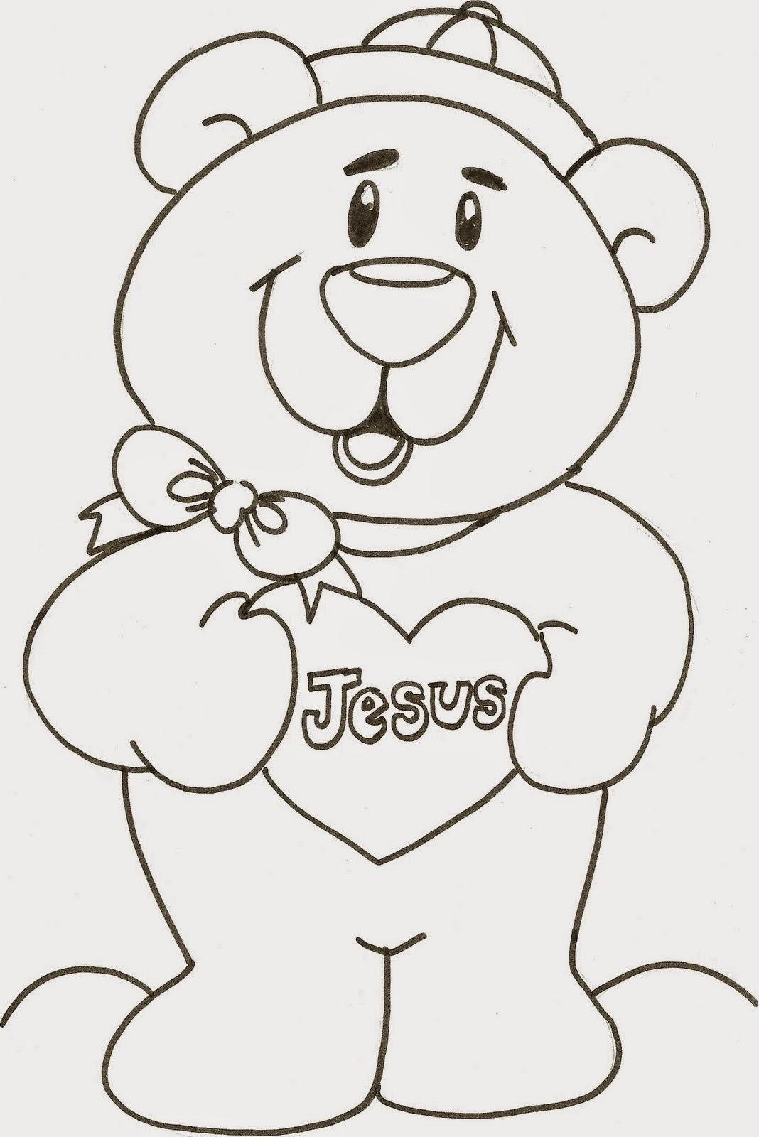 Desenhos de ursos