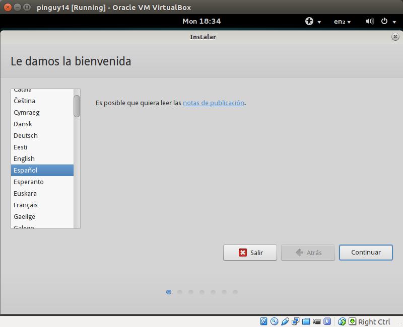 DriveMeca instalando PinguyOS 14.04 LTS paso a paso