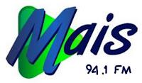 Rádio Mais FM 94,1 de Corumbá de Goiás GO