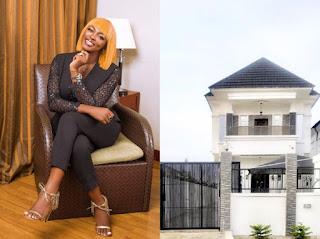 BBNaija's Ka3na Acquires A Multimillion Naira House
