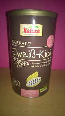 Natura Eiweiß-Kick Kakao.
