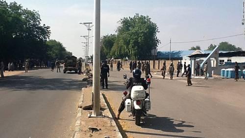 Five Bombers Dead In Failed Suicide Mission Near Maiduguri