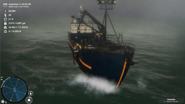 Deadliest Catch The Game is a simulation game based on the license of the Deadliest Catch documentary series broadcast on Discovery.