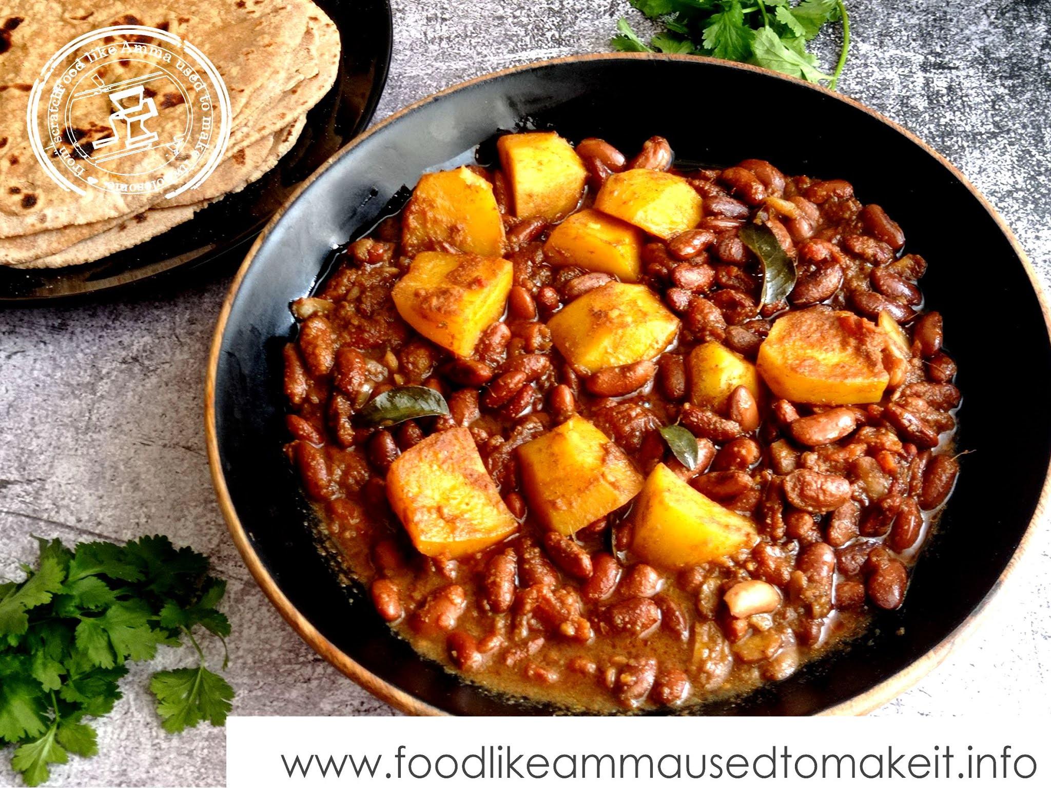 best bean curry recipe