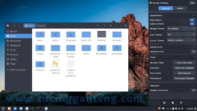 Cara Install Desktop Budgie di Ubuntu 16.04