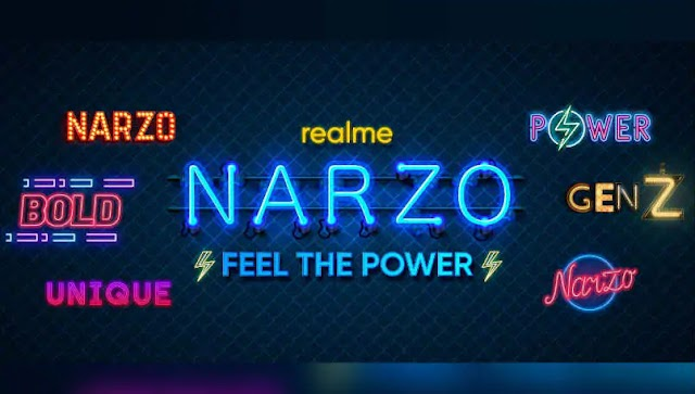 Realme adapts GST hike on smartphones, Narzo series to not be affected