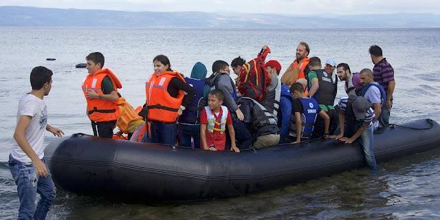 1.900 λαθρομετανάστες στα νησιά σε επτά ημέρες