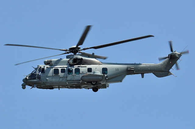 Mexican Air Force Airbus Helicopter EC725