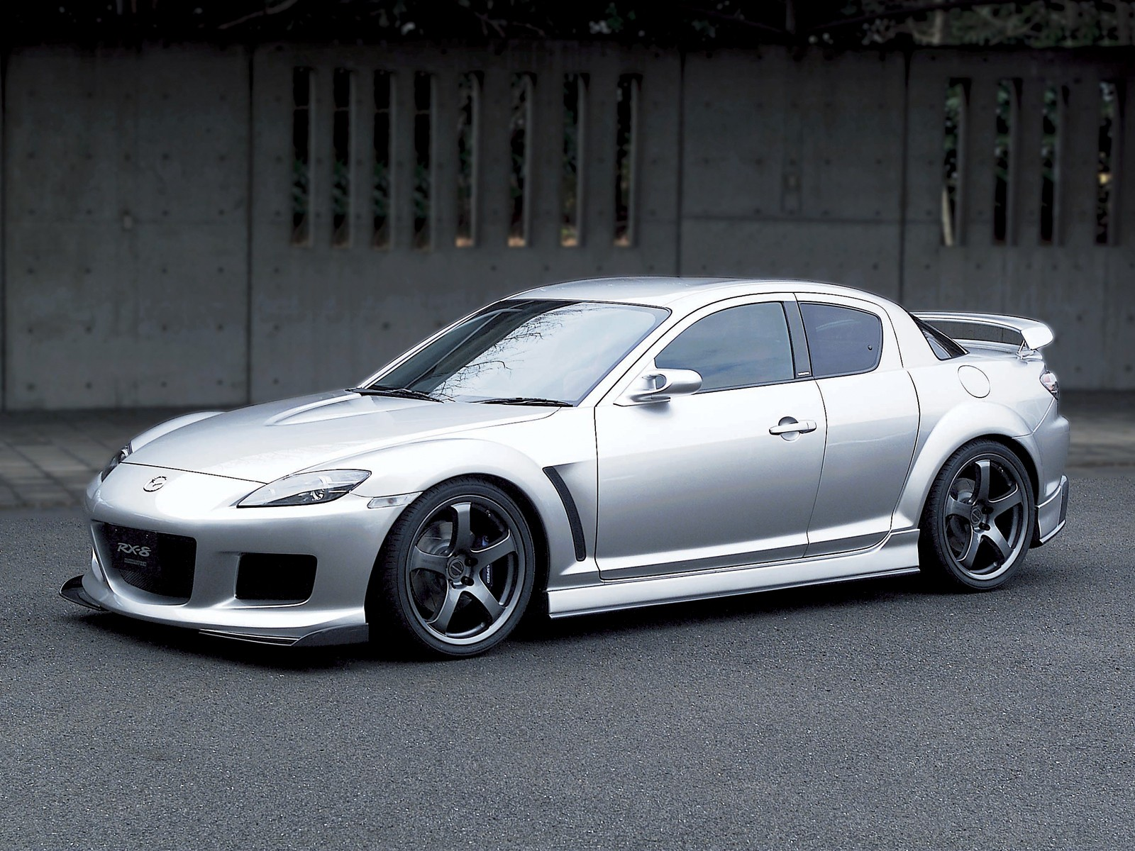 Saleen S7 For Sale >> E Car Wallpaper: Mazda rx8 Modified Photos 2012