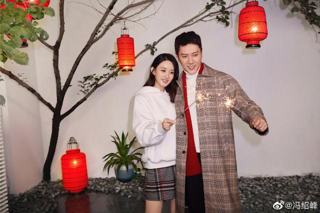 zhao liying feng shaofeng cny