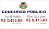 Aberto Concurso público no RJ para níveis médio e superior. Salários até R$ 5.113,61