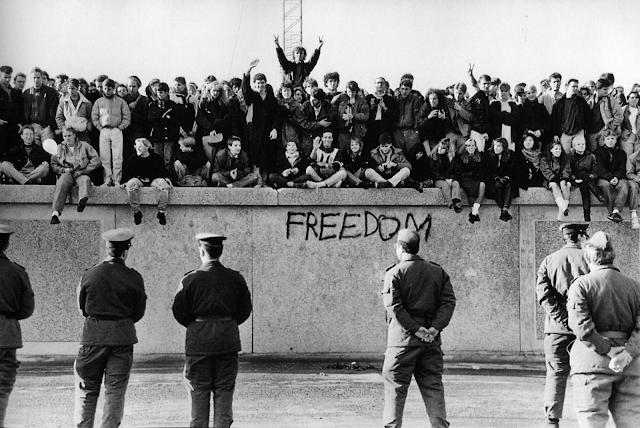 A 28 años de la caída del muro de Berlín: ¿A dónde hemos llegado?