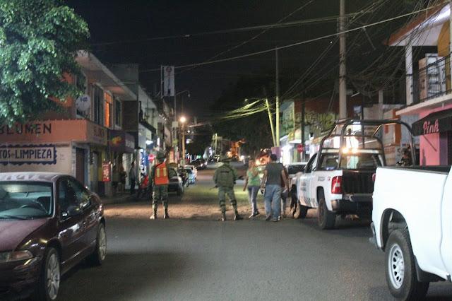 enfrentamiento entre policías y narcos