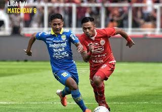 HT: Persija Jakarta vs Persib Bandung 0-0 Highlights