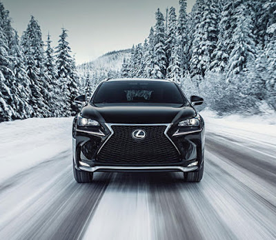 The Lexus Life: The Lexus NX: Winter's Best Friend