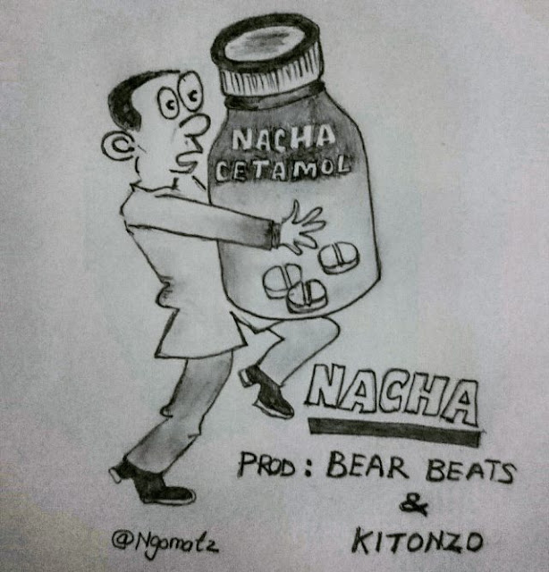 Nacha ft Bless p - Nachacetamol