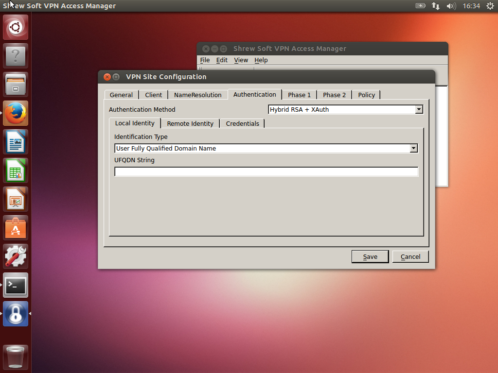 root9 net: Check Point - Linux Remote Access VPN with Shrew