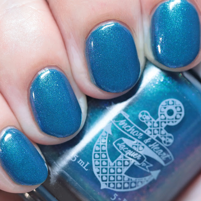 Anchor & Heart Lacquer Virgo Baby