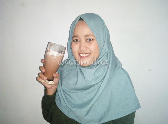 Minuman Paling Bikin Nyantai ya Milkshake Pop Ice!