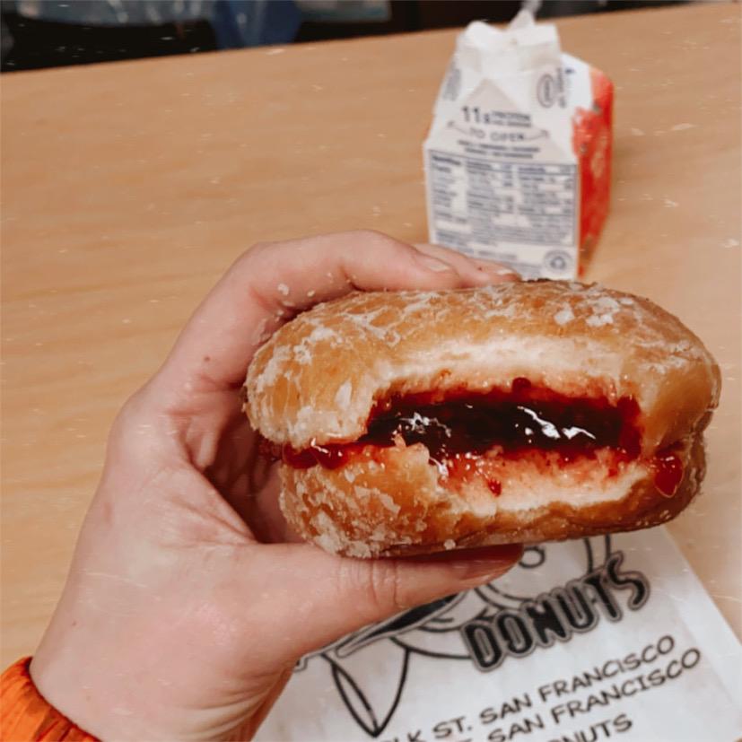 Bob's Donuts in San Francisco | biblio-style.com
