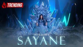 Sayane Song Lyrics - සයනේ ගීතයේ පද පෙළ