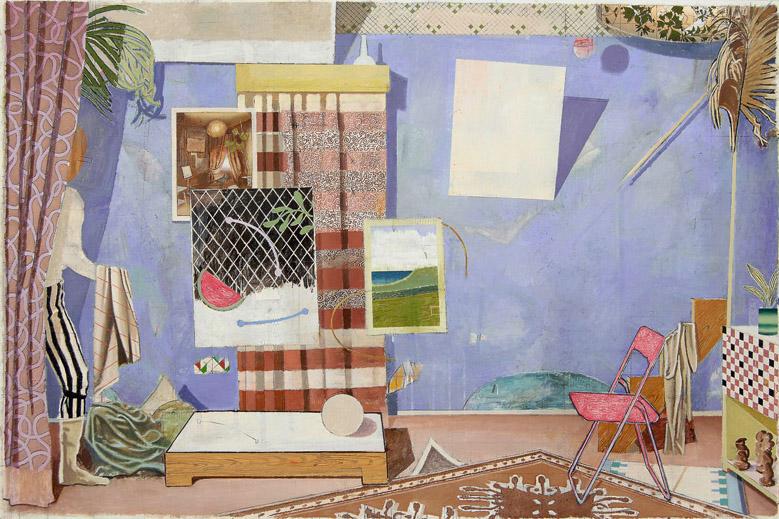 art artists matthias weischer part 1. Black Bedroom Furniture Sets. Home Design Ideas