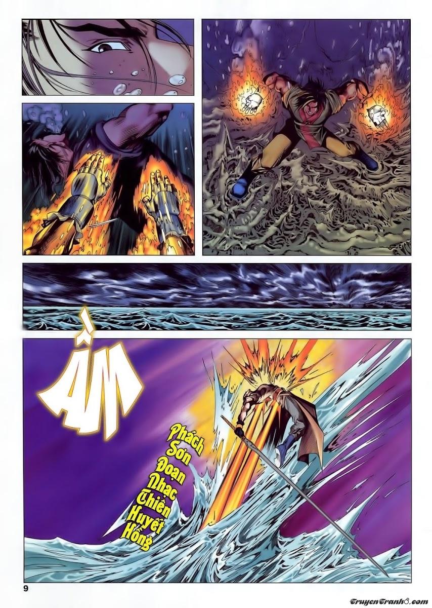 Lục Đạo Thiên Thư chap 19 - Trang 9