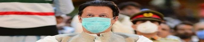 Pakistan PM Imran Khan Tests Positive For Covid-19