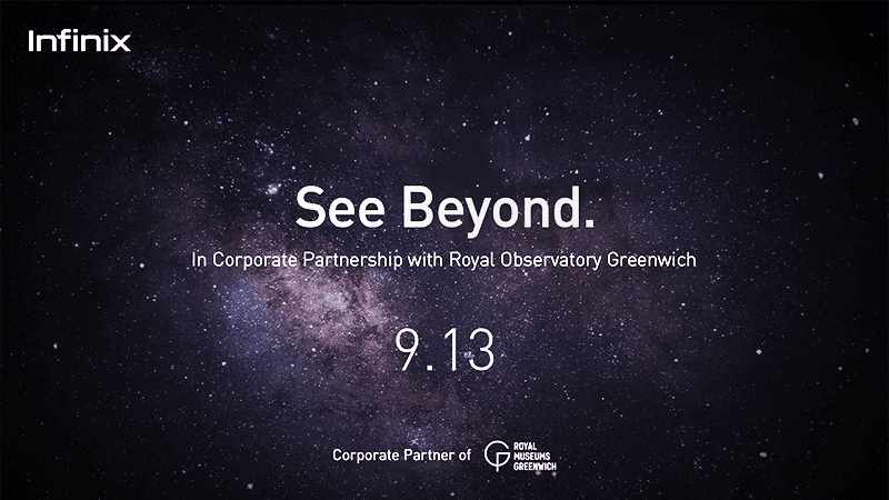 Infinix teams up with Royal Observatory Greenwich—to launch a new smartphone during workshop!