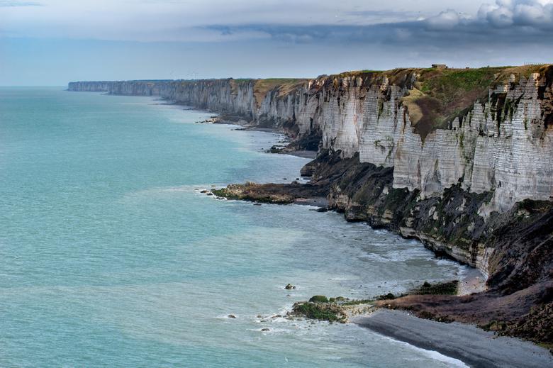aller visiter la Normandie
