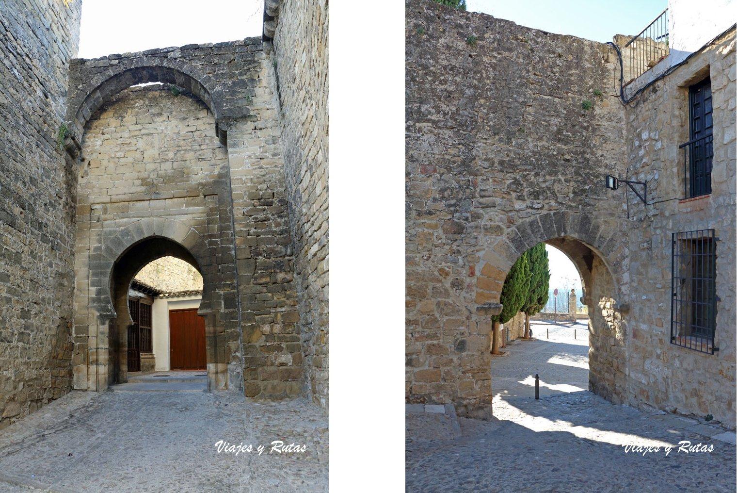 Puerta del Losal y De Granada, Úbeda