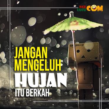 DP BBM Hujan Malam Jumat Kliwon