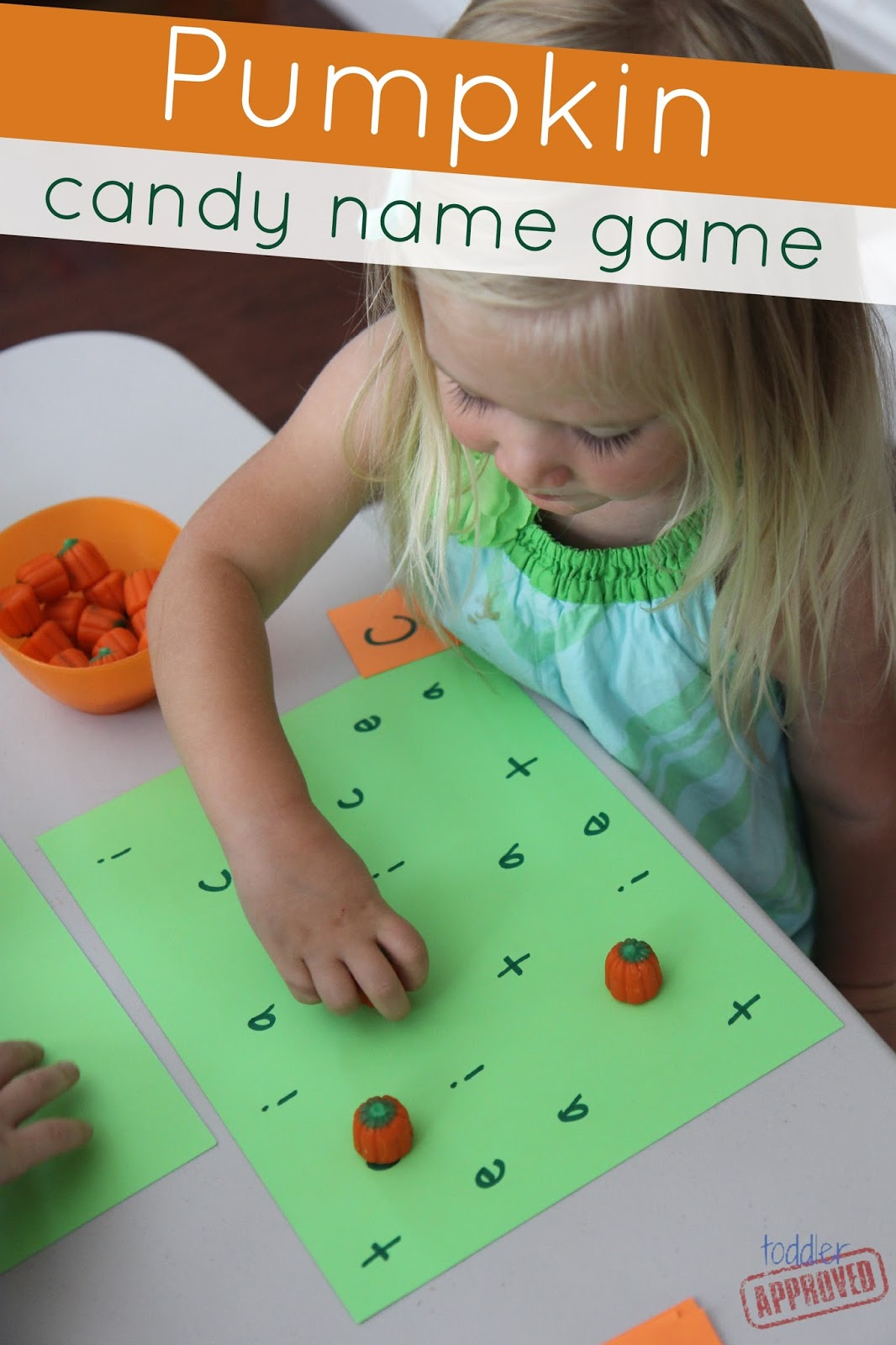Toddler Approved Pumpkin Patch Candy Math Game