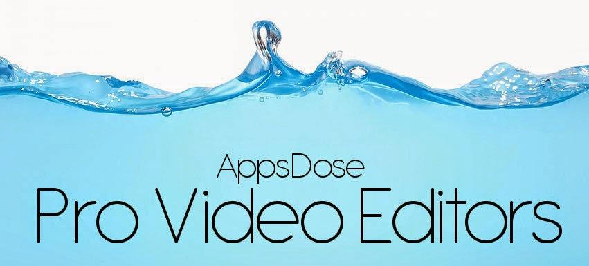 Best Pro Video Editors for iPhone AppsDose