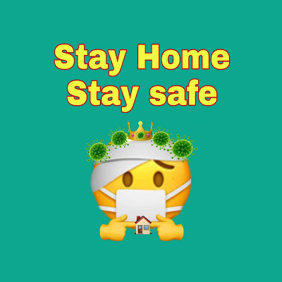 stay home stay safe image download, stay home stay safe DP, Lockdown