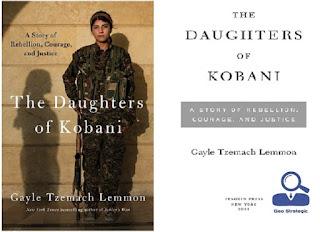 """قراءة في رواية """" بنات كوباني """" الظروف الزمكانية للمرأة الكردية في ظل التحاقها بالكفاح المسلح في روجافا(الحلقة الثانية)"""