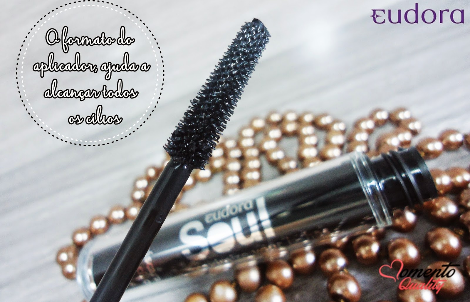 Mascara Maximize Your Lashes Turbo 5.0 Eudora