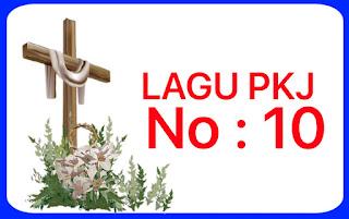 Lagu PKJ 10 Dengan Semarak Majulah