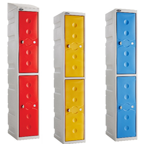 An Abode That Is Decked Up With The Needful Storage Lockers!