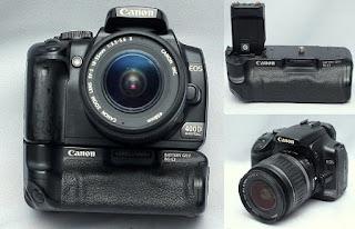 Jual Kamera Canon 400D Bekas